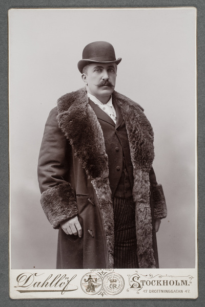 Georg Gottfrid Törnquist (1846-1907), svensk skådespelare.