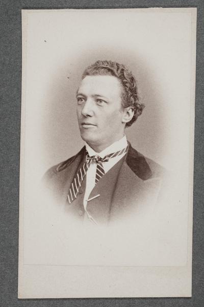 August Warberg (1842-1915), svensk skådespelare, regissör  ...