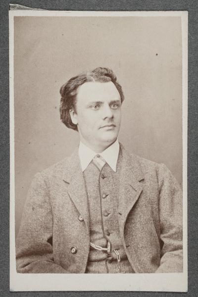 Richard Wagner (1841-1903), svensk skådespelare och teaterdirektör.
