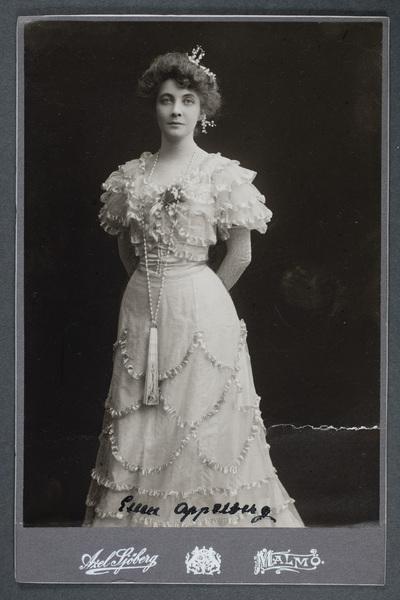 Ellen Appelberg (1878-1960).