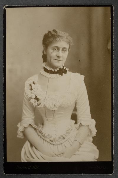 Emélie Broisat (1848-1929), fransk skådespelare.