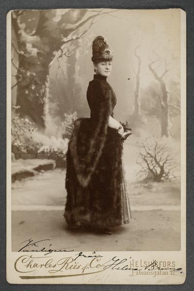 Hilma Bruno (1856-1928).