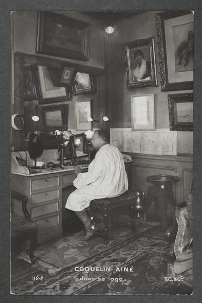Benoît-Constant Coquelin, kallad Coquelin aîné (1841-1909)  ...