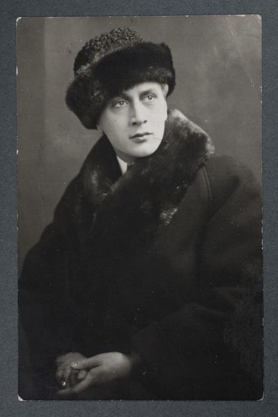 Gösta Ekman (1890-1938), svensk skådespelare, regissör  ...
