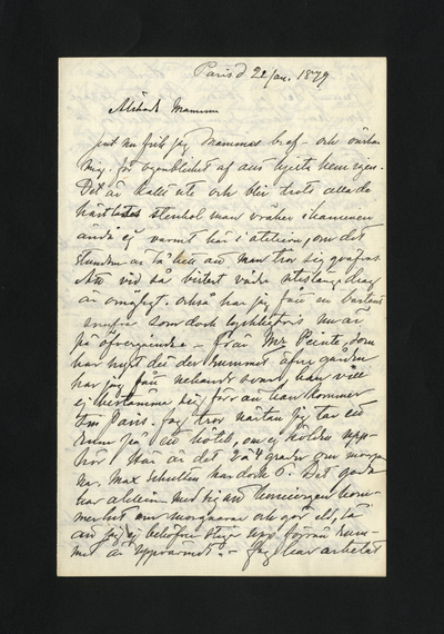 Paris d 22 Jan. 1879