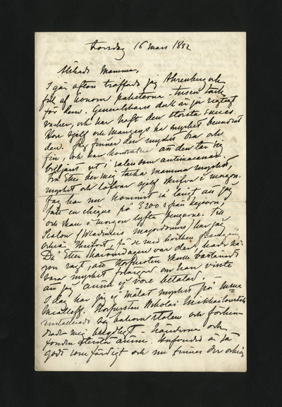 torsdag 16 mars 1882