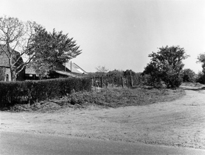 Van Riebeeckweg. complex van Dijk en Wolfswinkel aan de Oude Amersfoortseweg