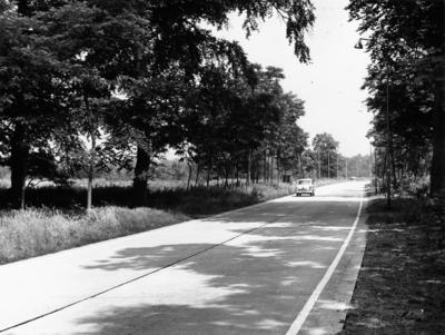 Geert van Mesdagweg richting 's Gravelandseweg.