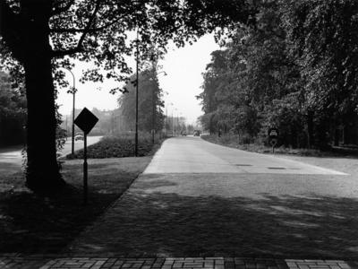 Schuttersweg. gezien vanaf de ´s-Gravelandseweg