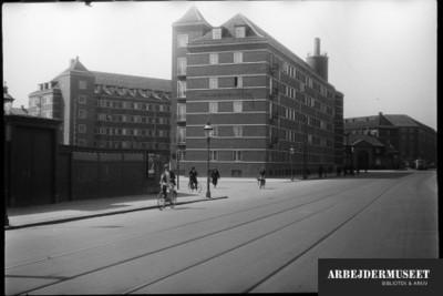Sygeplejerskernes hus,Sjællandsgade 59, København N