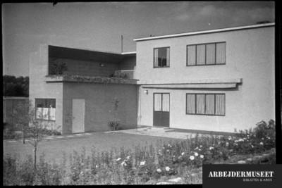 Villaer og rækkehuse, toplanshus