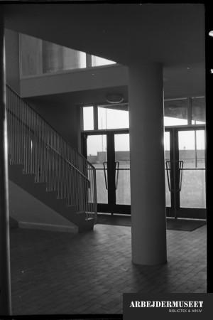 Vilhelm Lauritzens byggeri, Gladsaxe Skole, 1936/1937, interiør