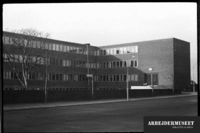 Vilhelm Lauritzens byggeri, Gladsaxe Rådhus