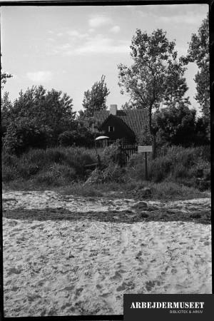 Sommerland, Danmark. Sommerhus