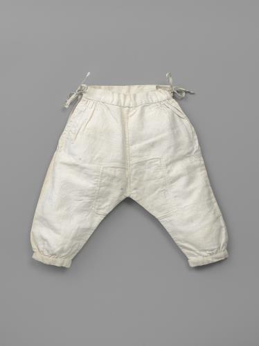 Witte broek