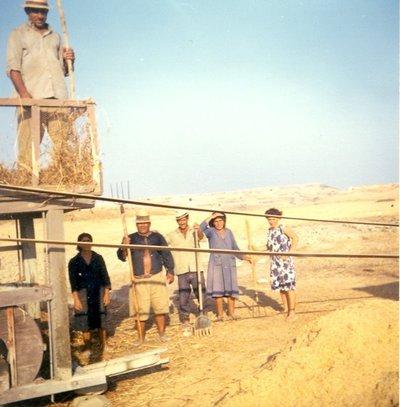 Αγροτική ζωή στο Γεράνι Αμμοχώστου