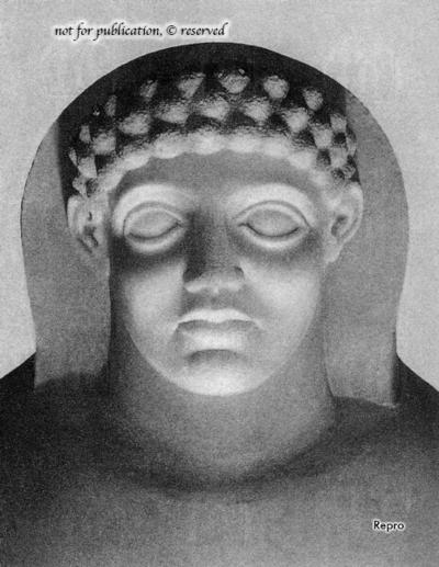 Anthropoider Sarkophag