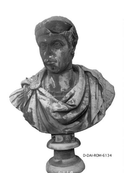 Spätantikes Kaiserportrait