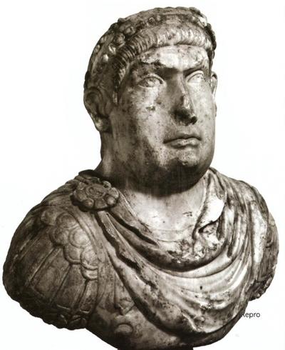 Portraitbüste des Magnentius