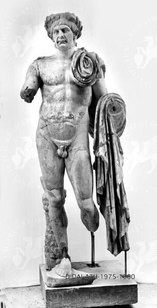 Portraitkopf des Traianus
