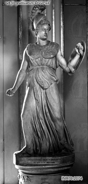Statue der Athena