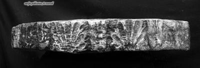 Fragment eines Säulenhalses