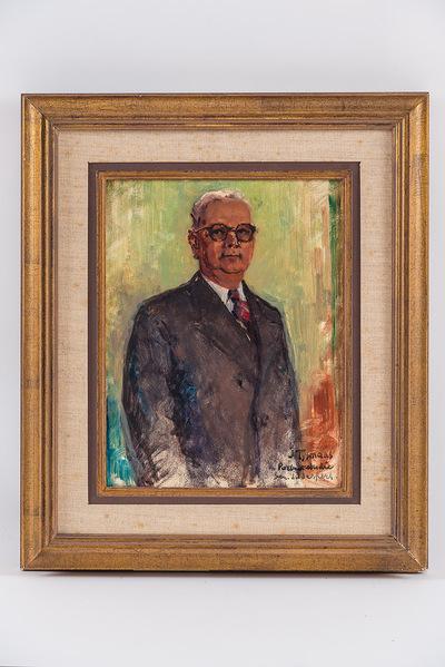 Portret senator Jespers studie