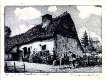 Huizeke van Kwallaak. Bokrijk
