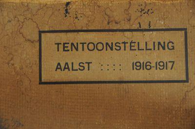 Tentoonstelling Aalst 1916-1917