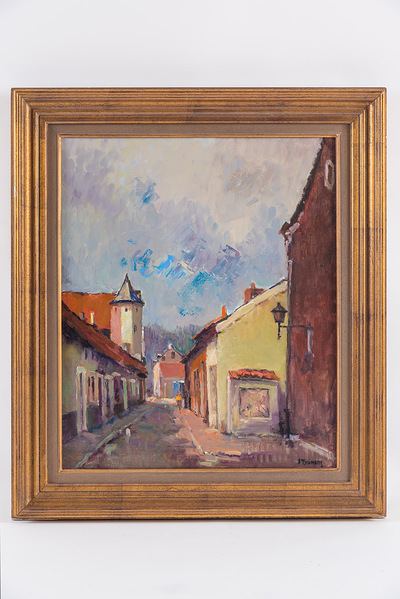 Begijnhofstraatje Sint-Truiden