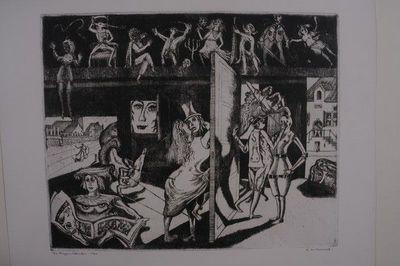 Poppentheater 1969