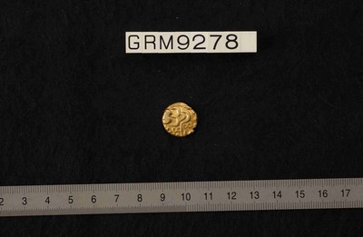 Volledige stater van de Nerviërs (munt) in goud