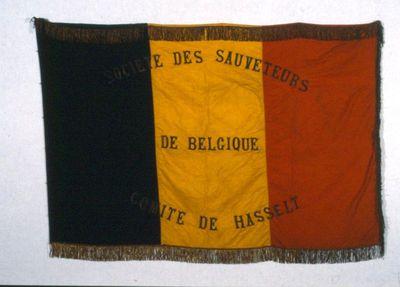Anoniem, Belgische driekleur, vlag van