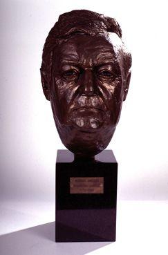 Portret griffier Albert Smeets