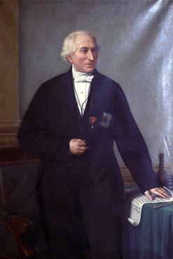 Portret van Jozef Laurent Jaminé (1797-1883)