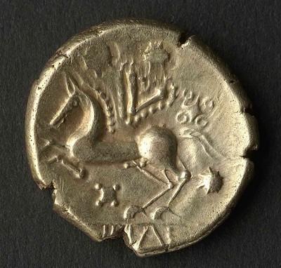 Volledige stater van de Trevieren (munt) in goud