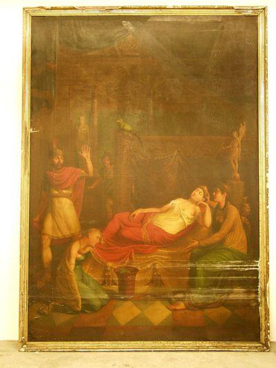 Zelfmoord van Cleopatra