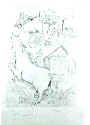 Het wit paard