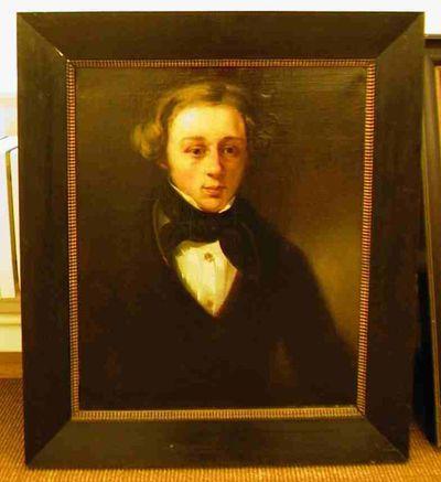 Hendrik Hendrick, Jan Jozef (Jean Joseph) Thonissen (1816-1891), 1837, olie op doek.