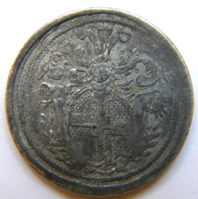 Anoniem, munt van Herkenrode, gebruikt als betaalmiddel op de boerderij, s.d., lood.