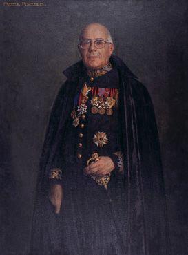 Portret van K. van Bockrijk