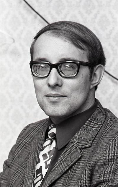 Correspondent van diverse kranten: de heer Ben van Beek uit Ederveen.