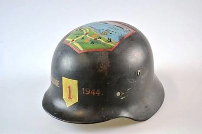 Helm der Wehrmacht, Modell M35