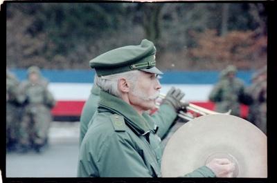 Fotografie: Außerdienststellung des 4th Batallion, 502nd Infantry Regiment in Berlin-Lichterfelde