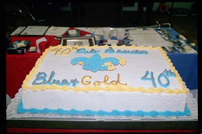 Fotografie: 40th Blue and Gold Banquet der Boy Scouts of America in Berlin-Lichterfelde