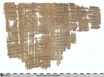R: Amtliche Liste über Grundstücksverkäufe / V: Kopie eines Zahlungsbefehls des Vize-Thebarchen Dionysios an den Trapeziten Herakleides