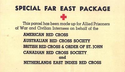 Rode Kruis pakket
