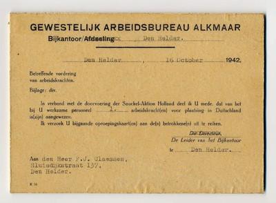 Gewestelijk Arbeidsbureau Alkmaar