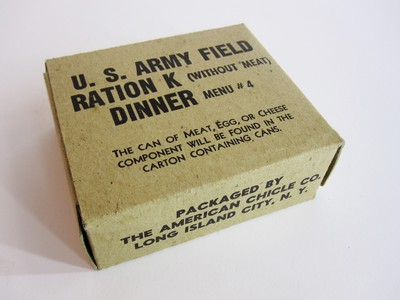 U.S. Army Field Ration