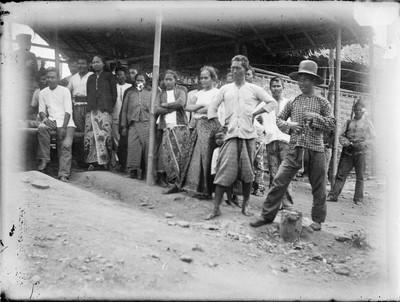 Boni-expeditie: Javaans personeel